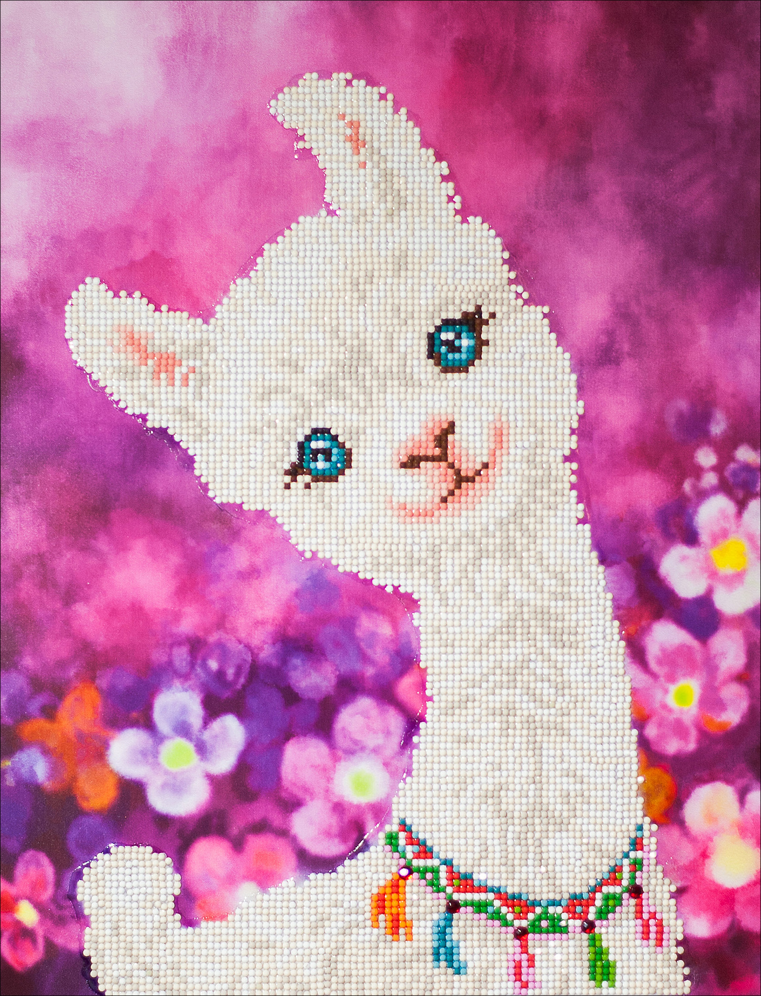 Diamond Dotz Diamond Embroidery Facet Art Kit 12.6X16.5-Lulu Llama