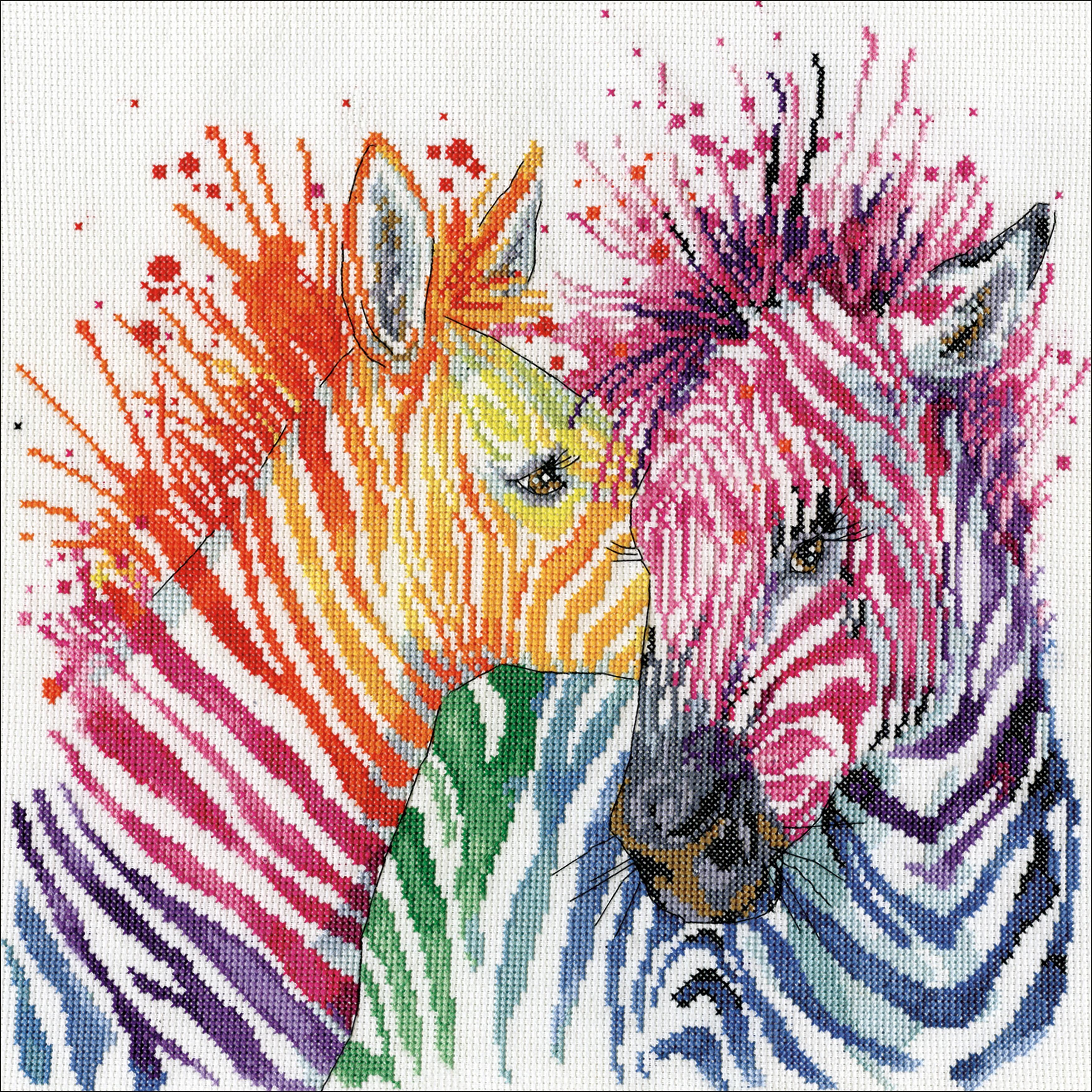 Zebra CrossStitch