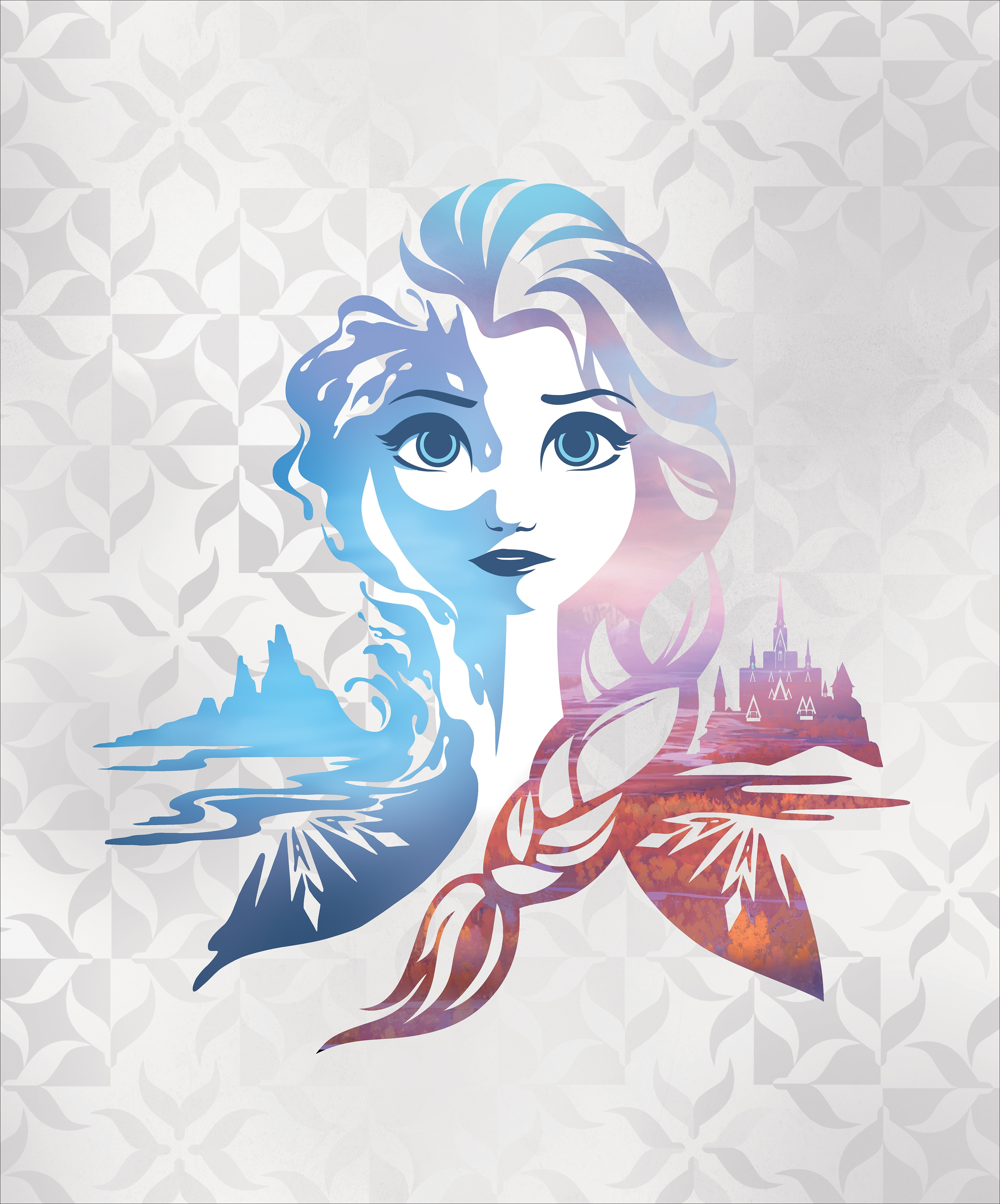 Diamond Dotz Diamond Embroidery Facet Art Kit 11X14.6-Frozen 2 Elsa
