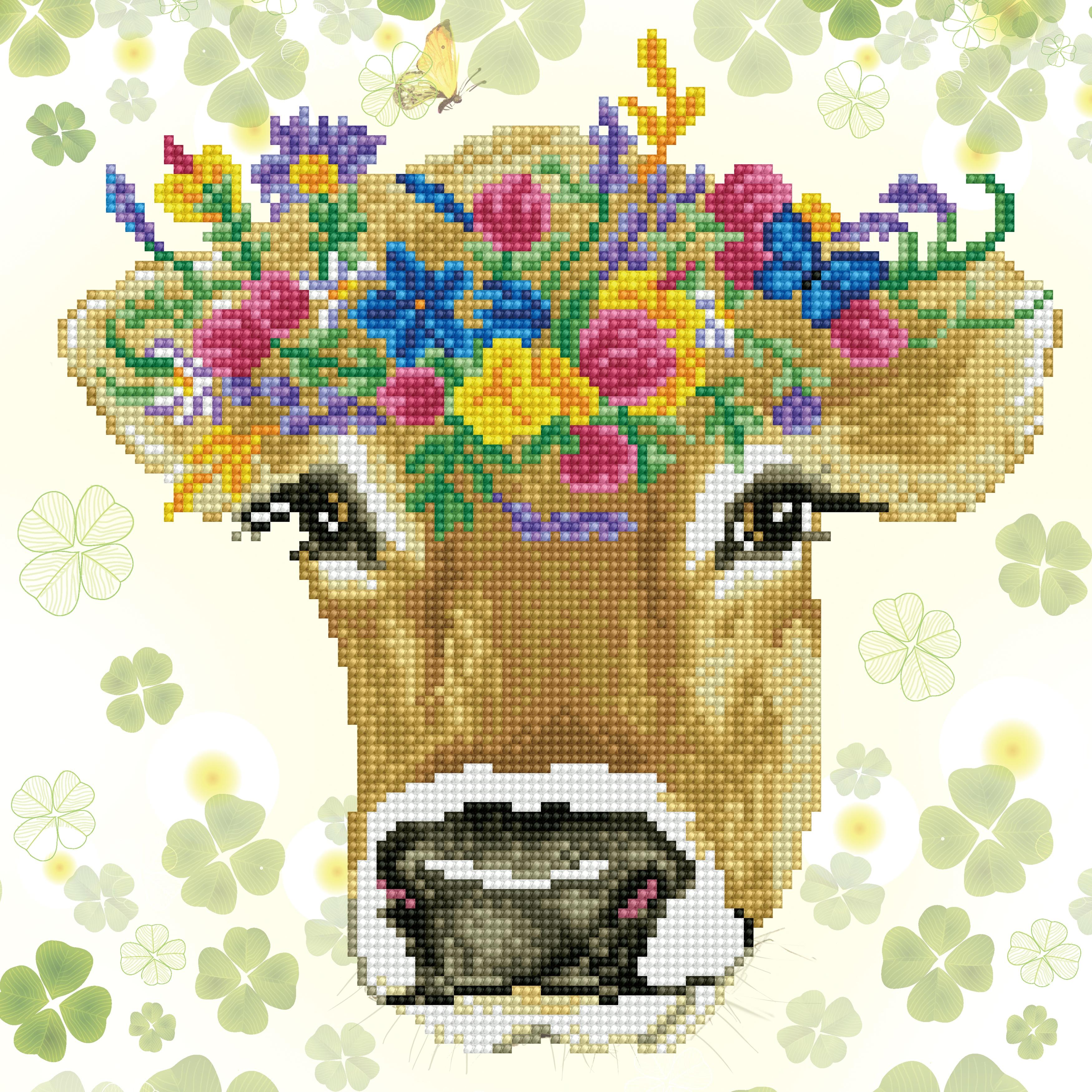 Diamond Dotz Diamond Embroidery Facet Art Kit 12.6X12.6-Princess