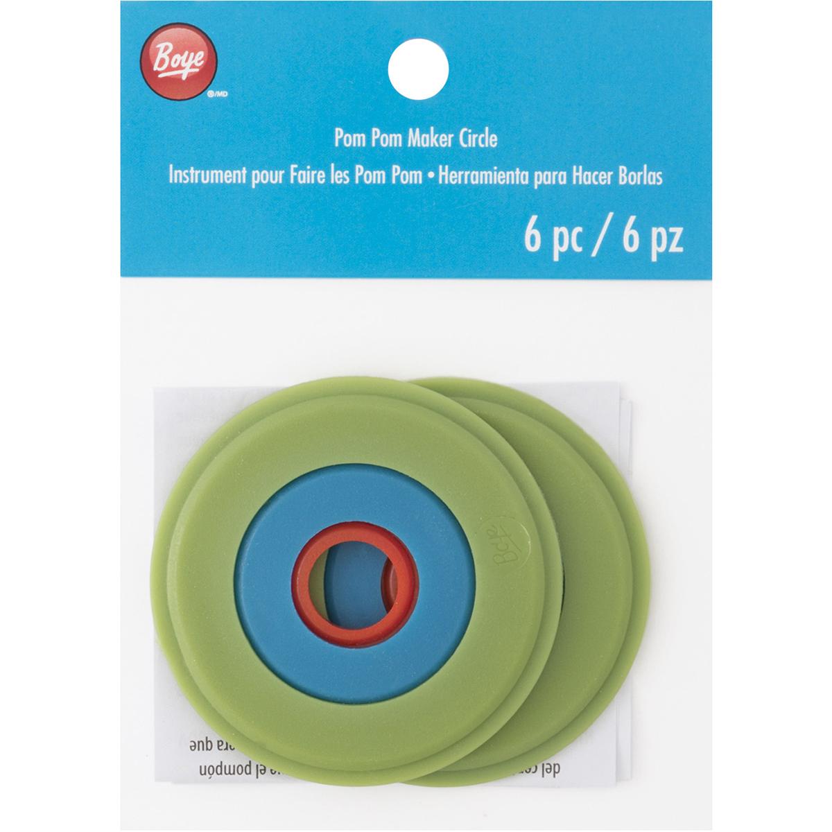Boye Pom Pom Maker Circle