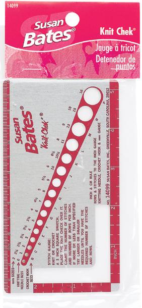 Susan Bates Knit-Check-3X5.5