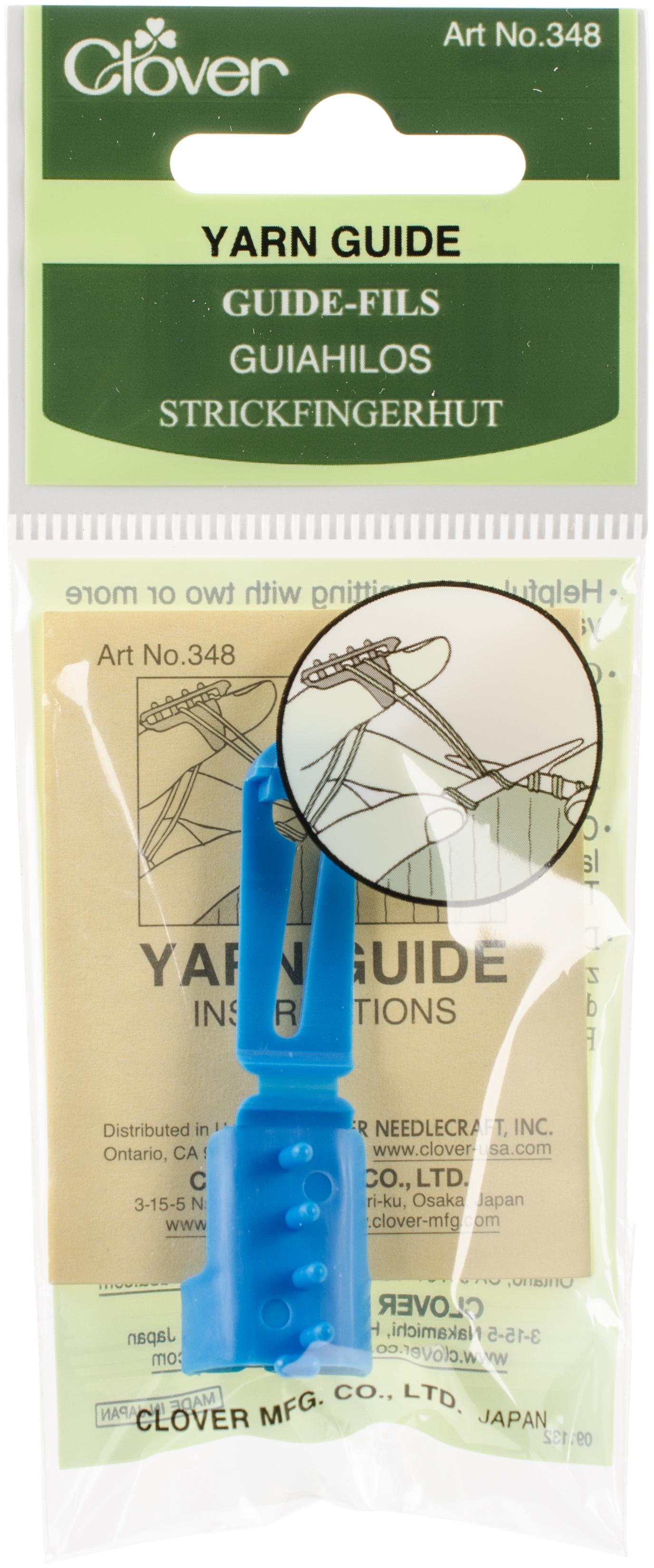 Clover Yarn Guide