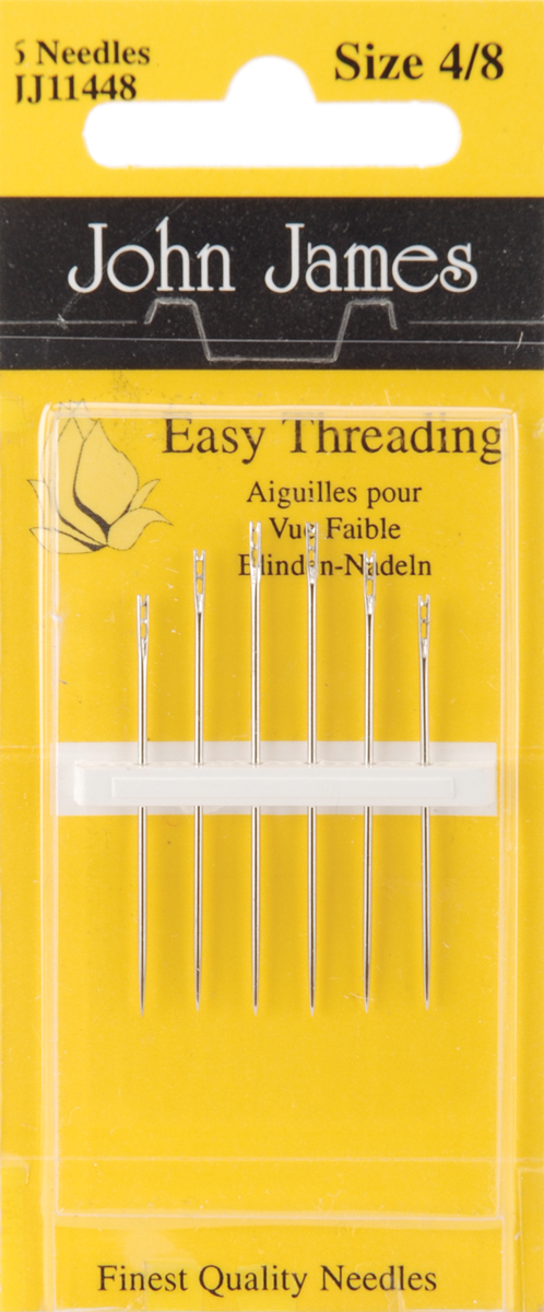 John James Easy Threading Needles