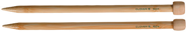 Takumi Bamboo Single Point Knitting Needles 9-Size 3/3.25mm