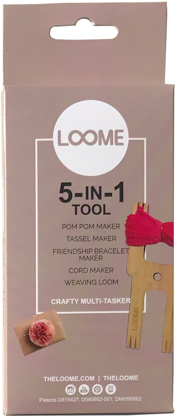 Loome 5-in-1 Tool