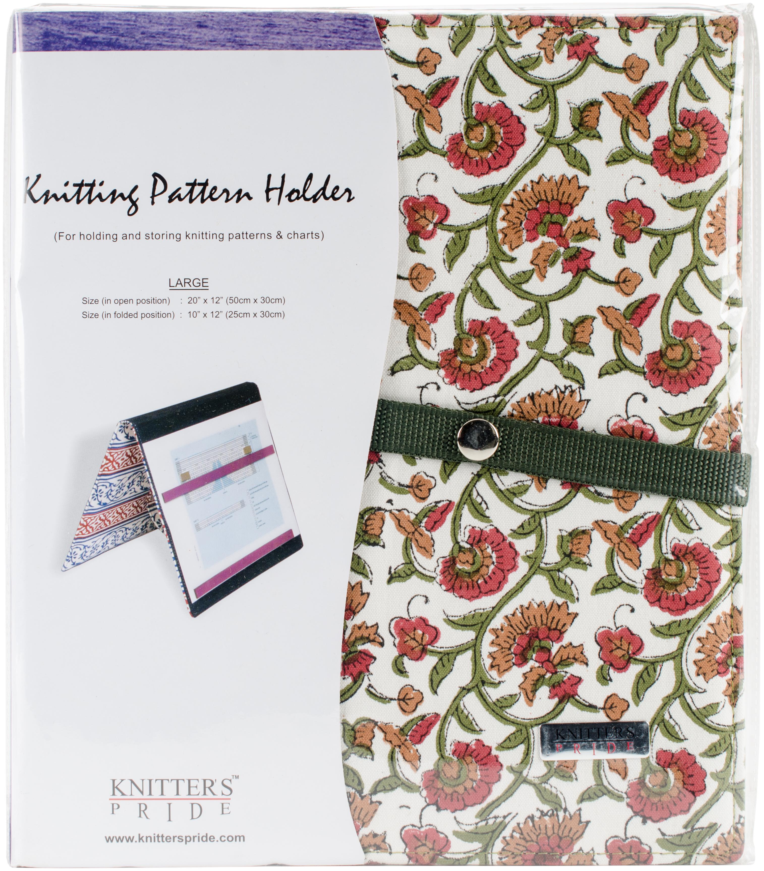 Knitter's Pride Pattern Holder Large - Aspire