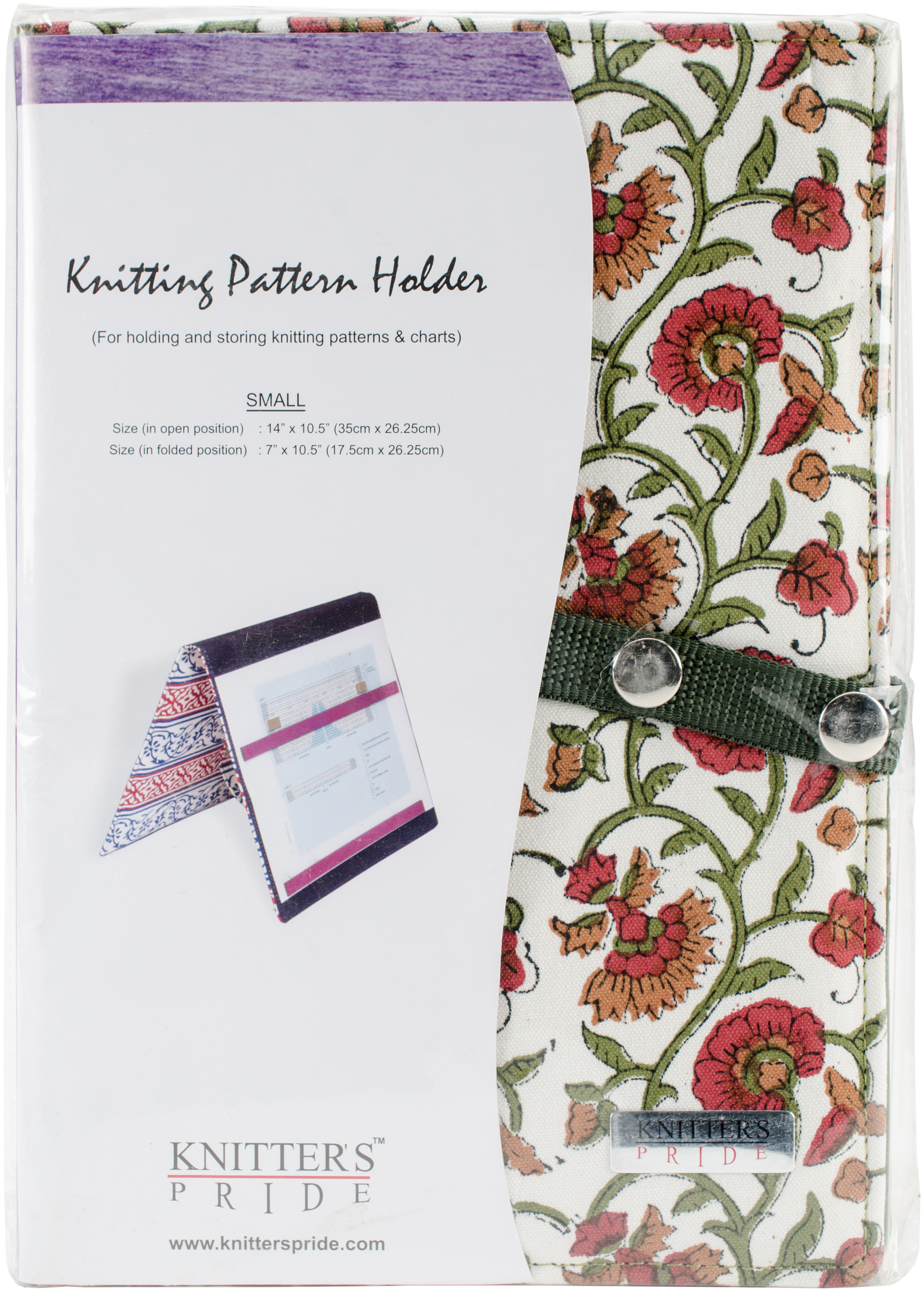 Knitter's Pride Pattern Holder Small - Aspire