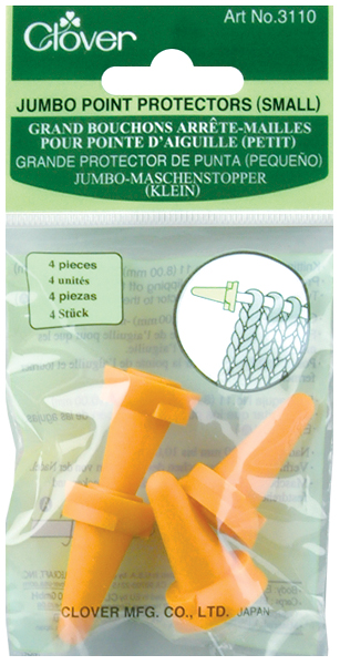 Jumbo Point Protectors-Sizes 11 To 15 4/Pkg