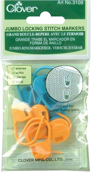 Jumbo Locking Stitch Marker