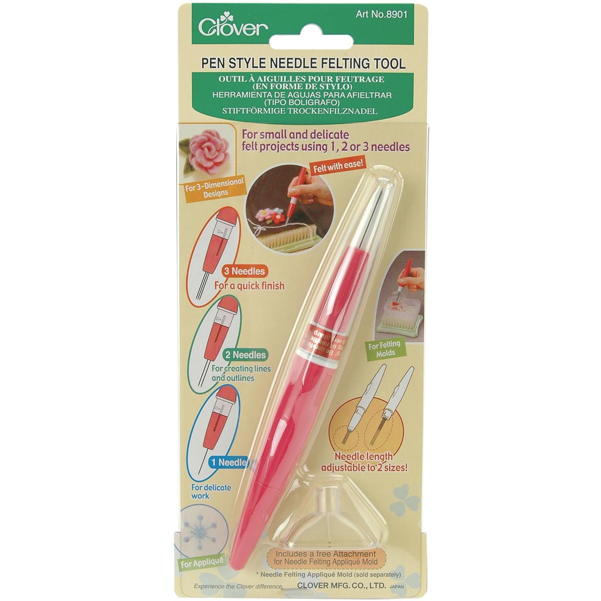 Clover Needle Felting Pen