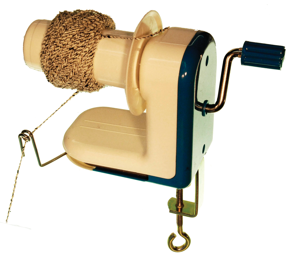 In-Line Ball Winder