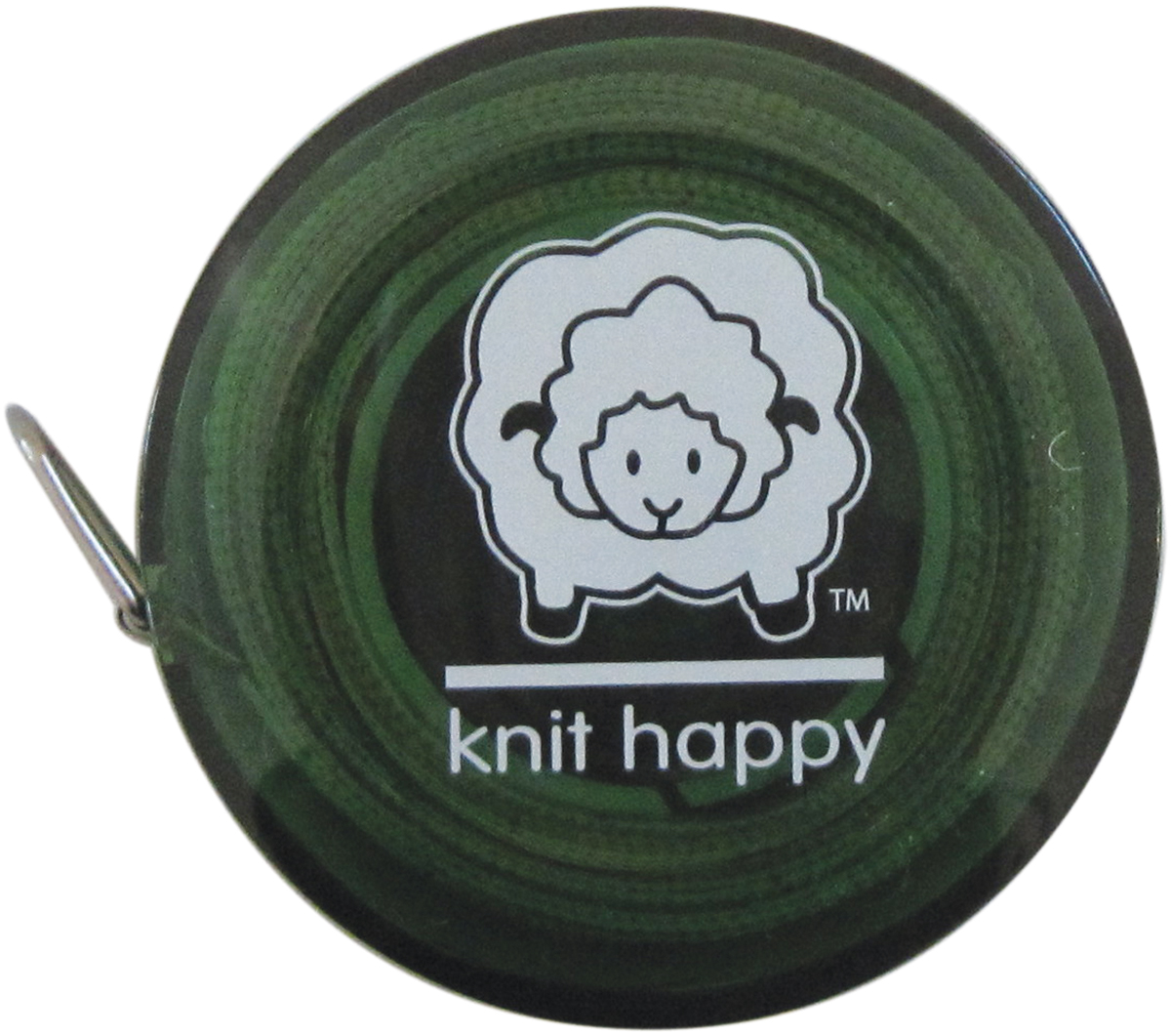 K1C2 Knit Happy Tape Measure 60-Purple
