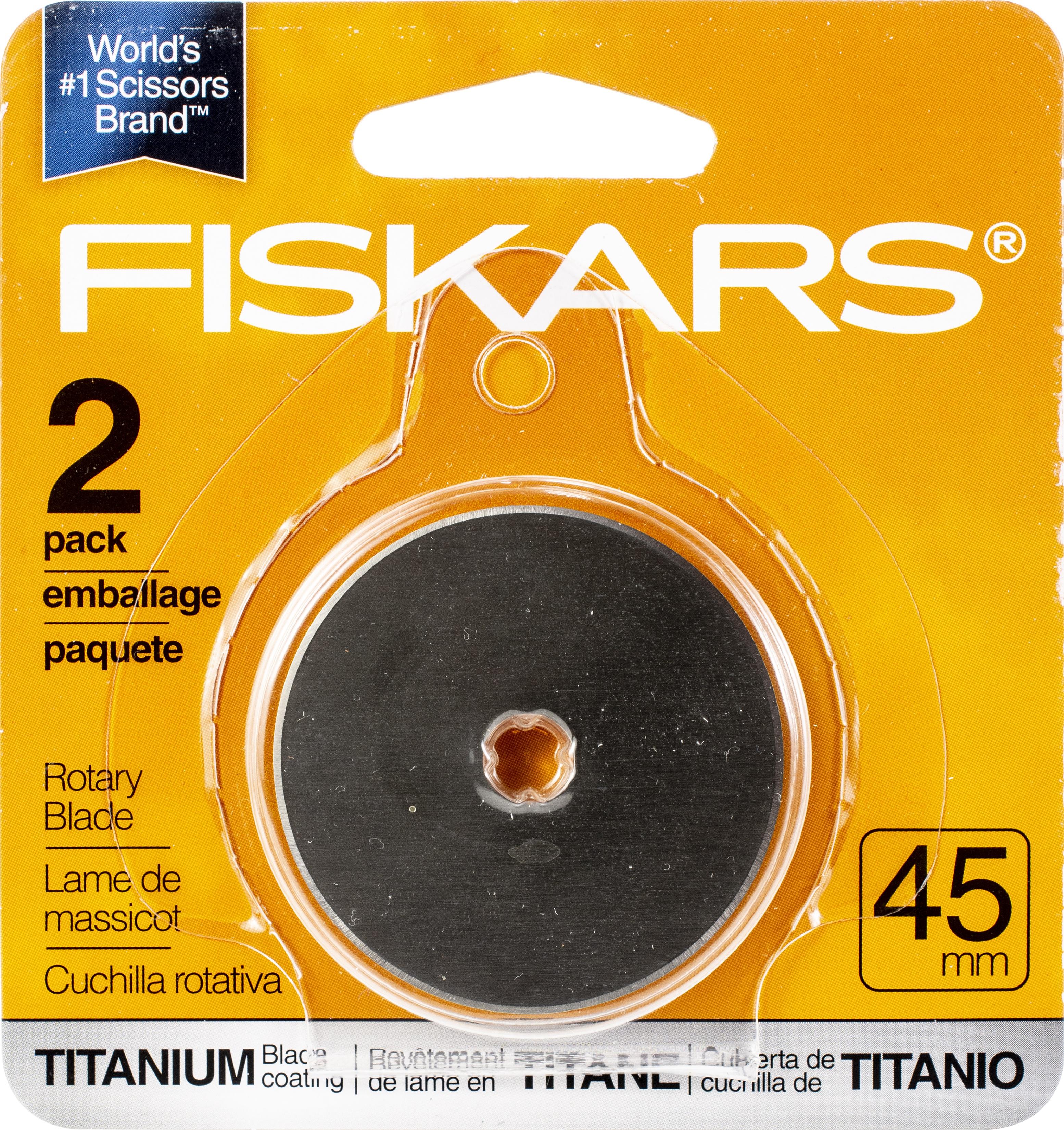 Fiskars 45 mm rotary blades