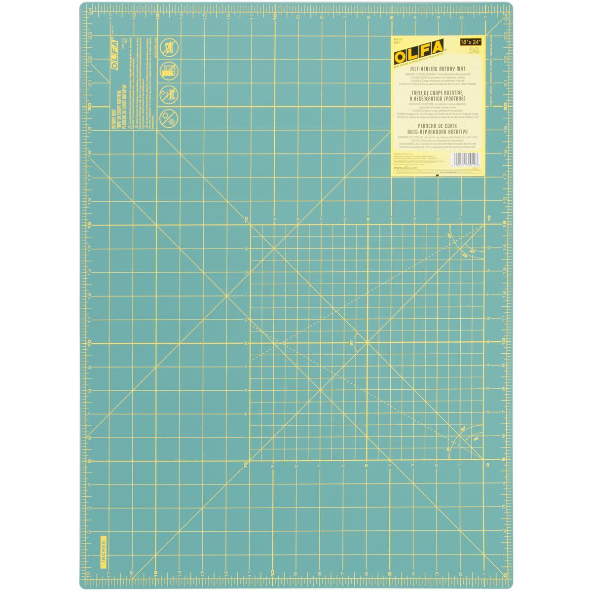 RM-SG Rotary Mat 18x24