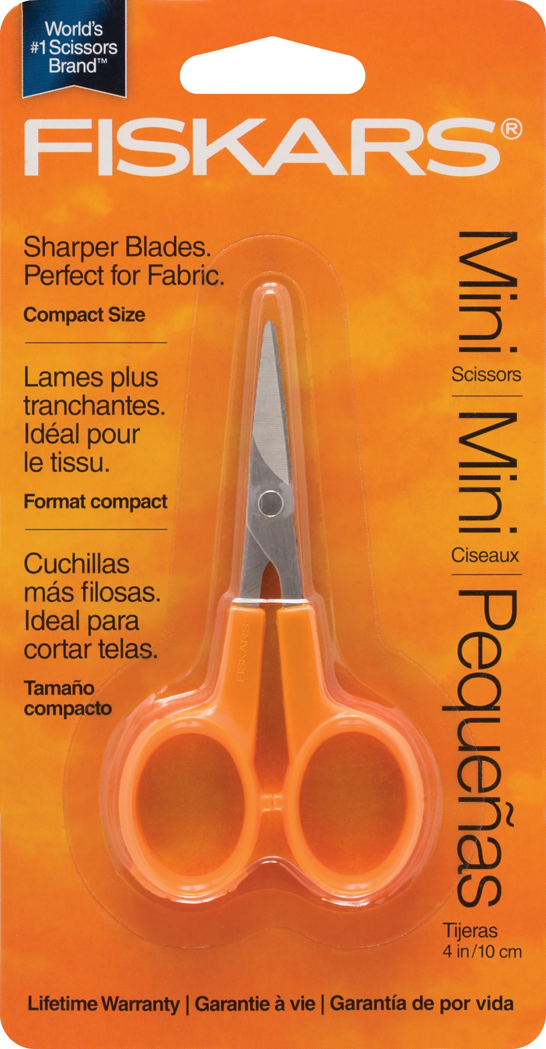 Fiskars Detail Scissors 4-