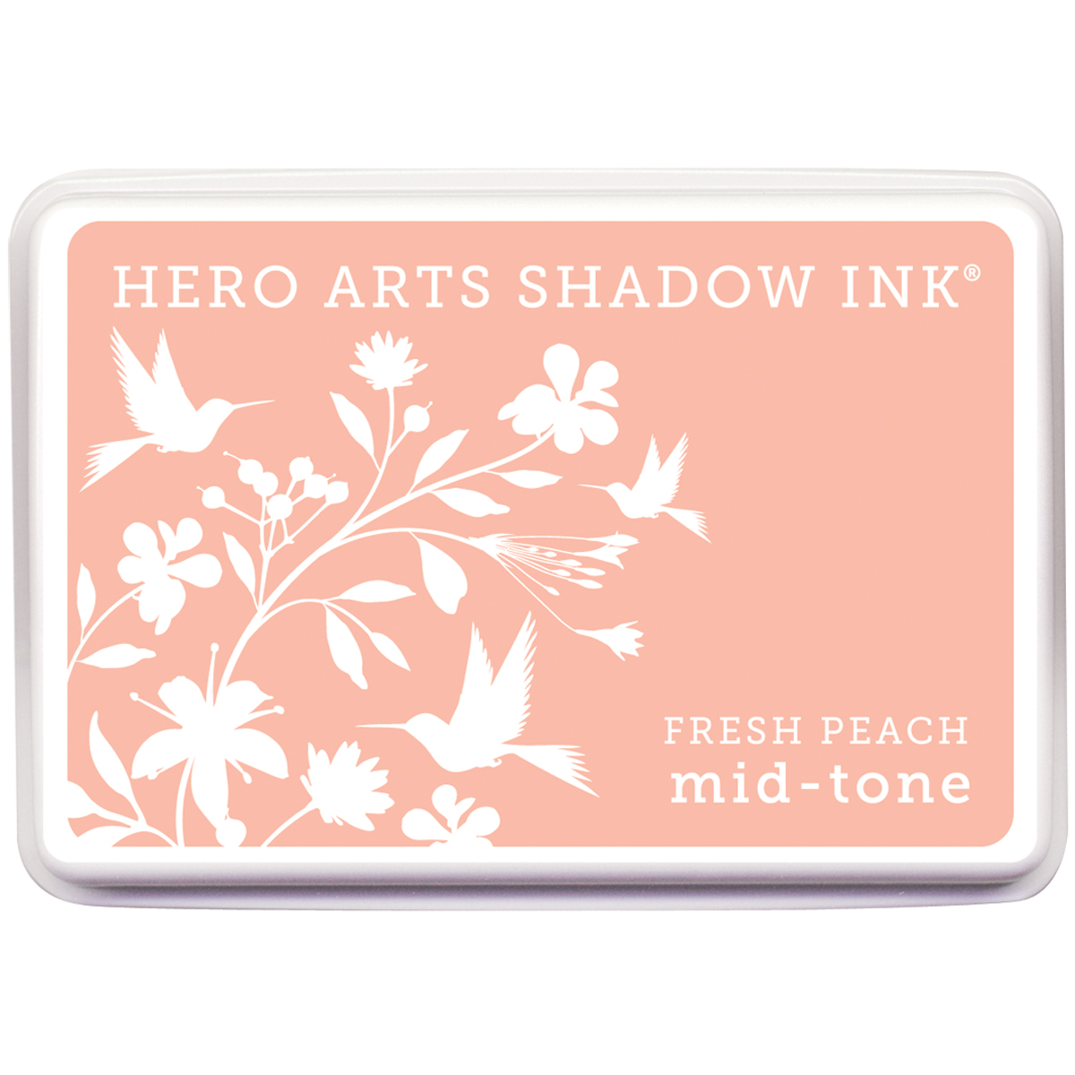 Hero Arts Midtone Shadow Ink Pad-Fresh Peach