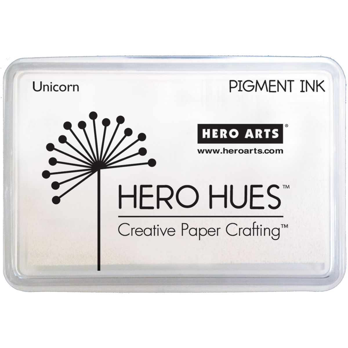 Hero Arts Pigment Ink Pad-Unicorn