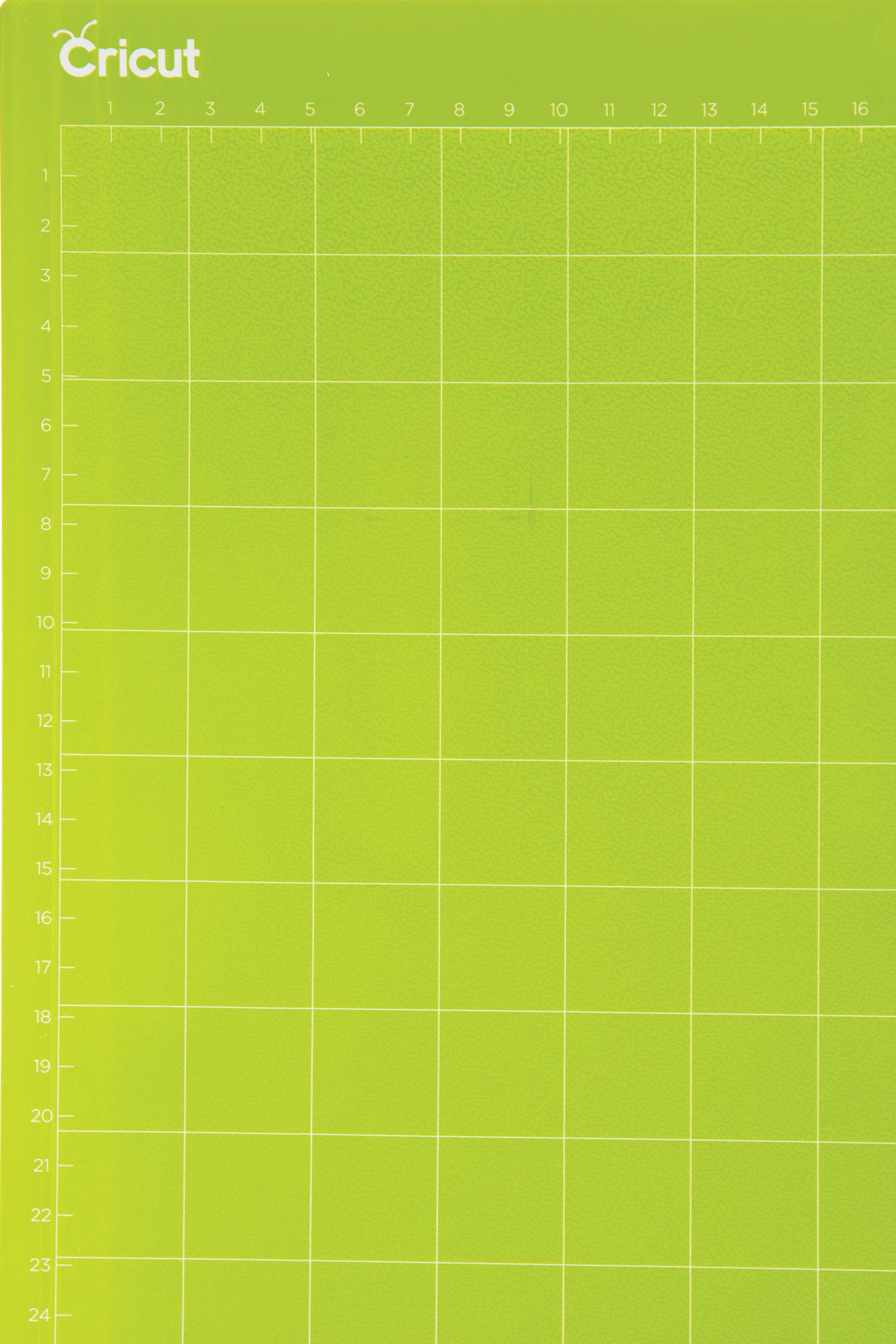 Cricut Cutting Mat 12X24 2/Pkg-StandardGrip