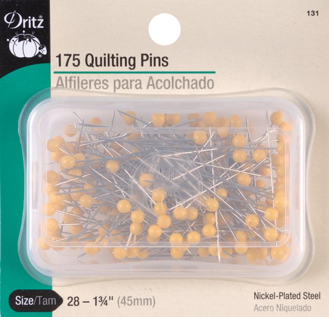 Dritz Ball Pins Size 26 1-3/4 175Pk