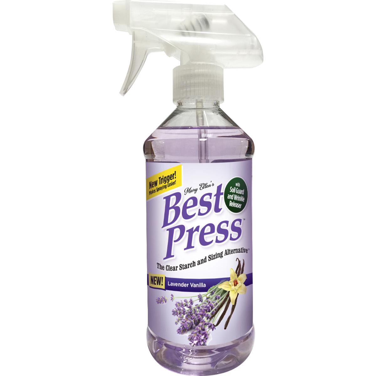 Mary Ellen's Best Press - Lavender Vanilla - 16oz