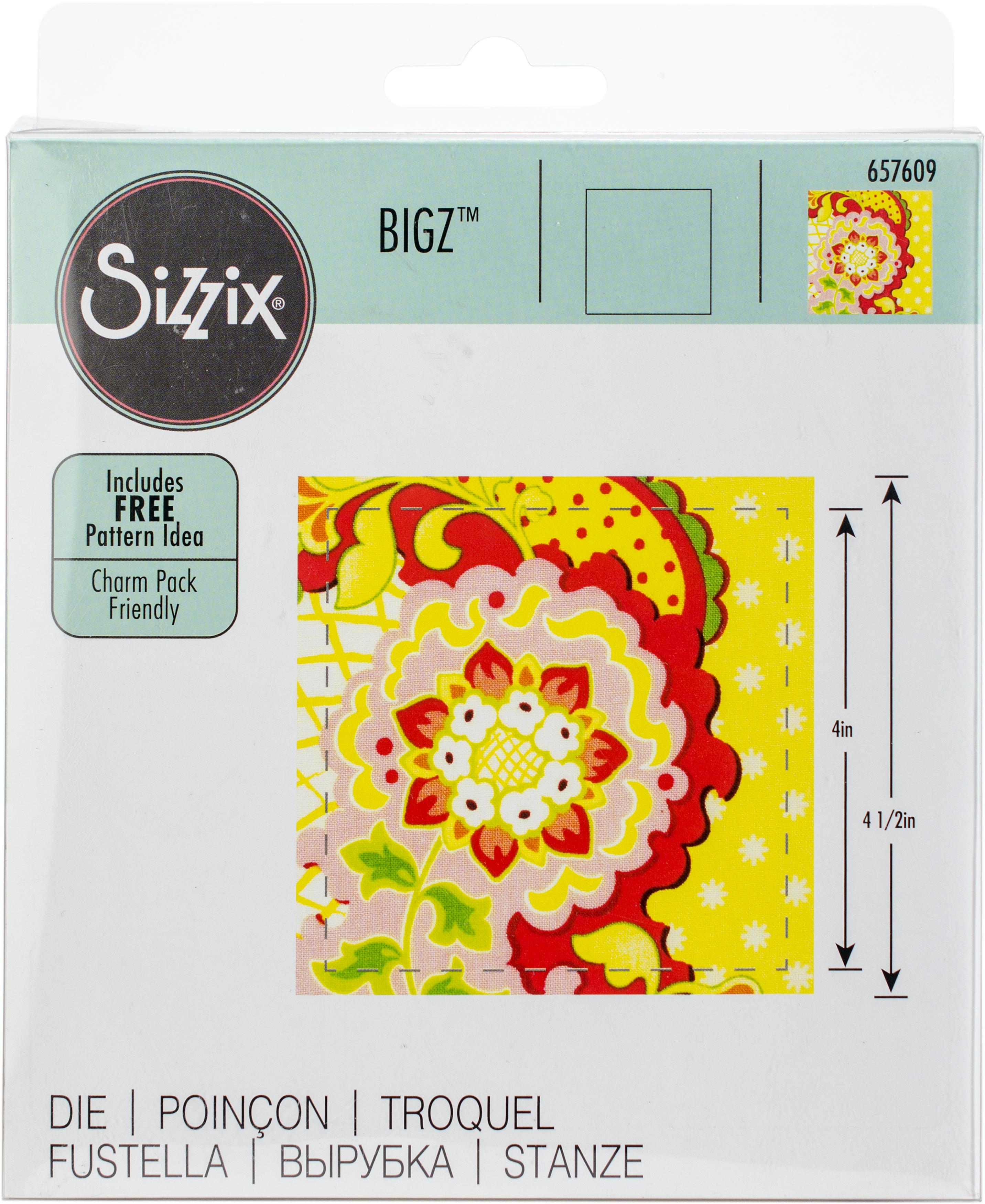Sizzix 4 Square Die