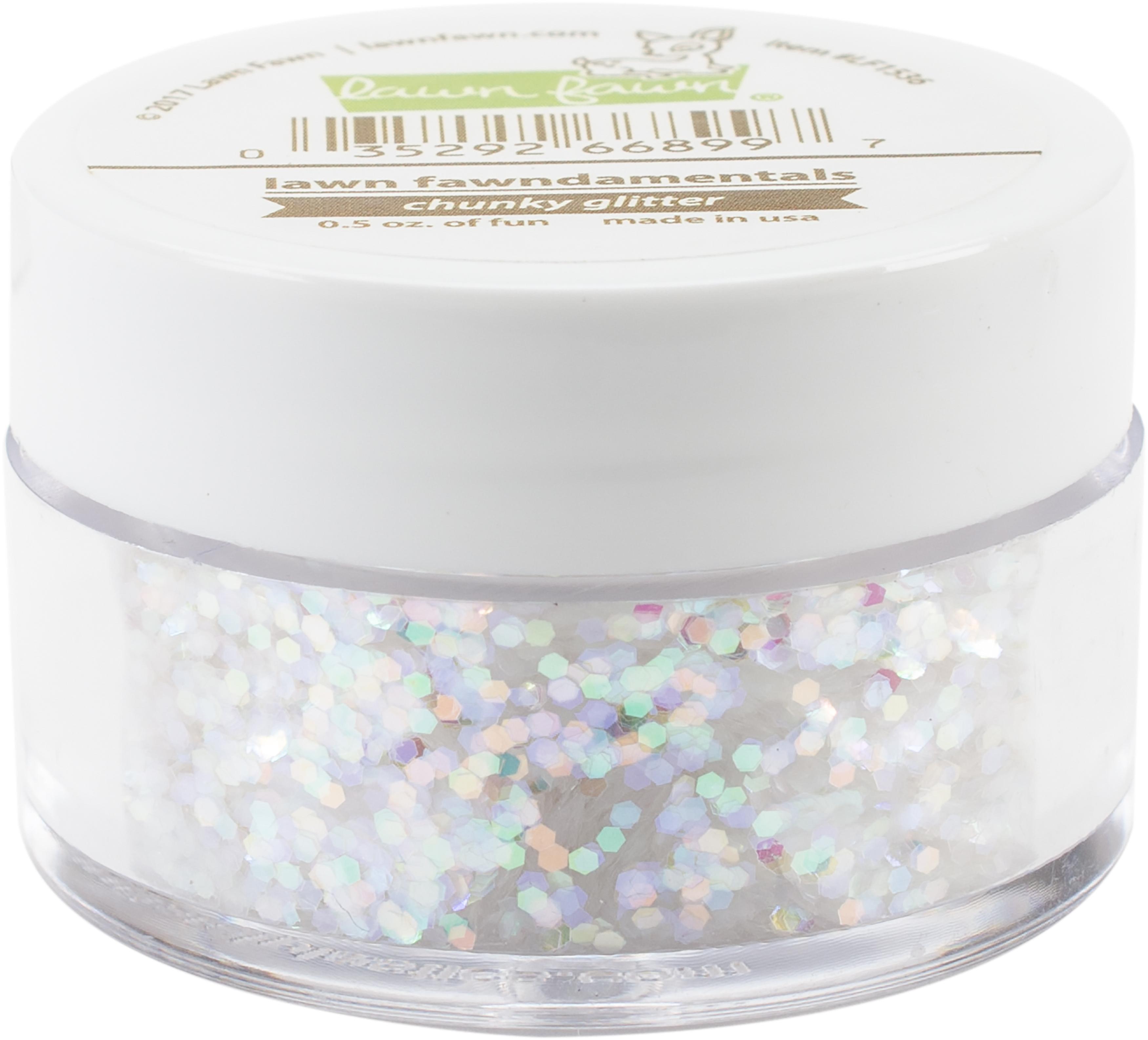 Lawn Fawn Glitter-Chunky