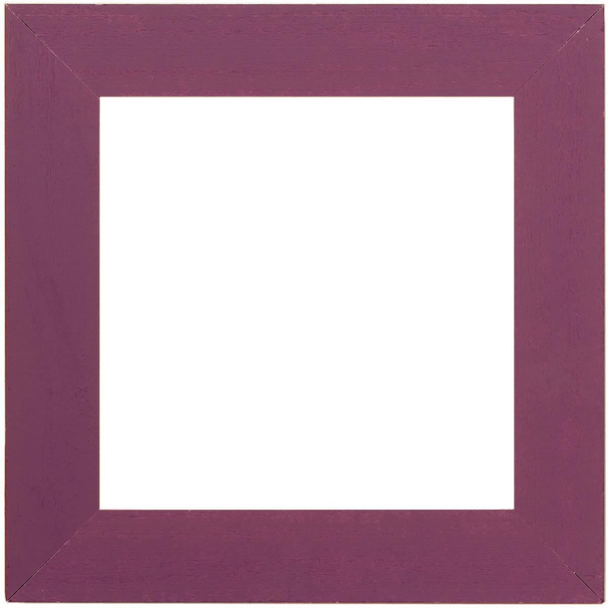 Frame 6X6-Matte Purple