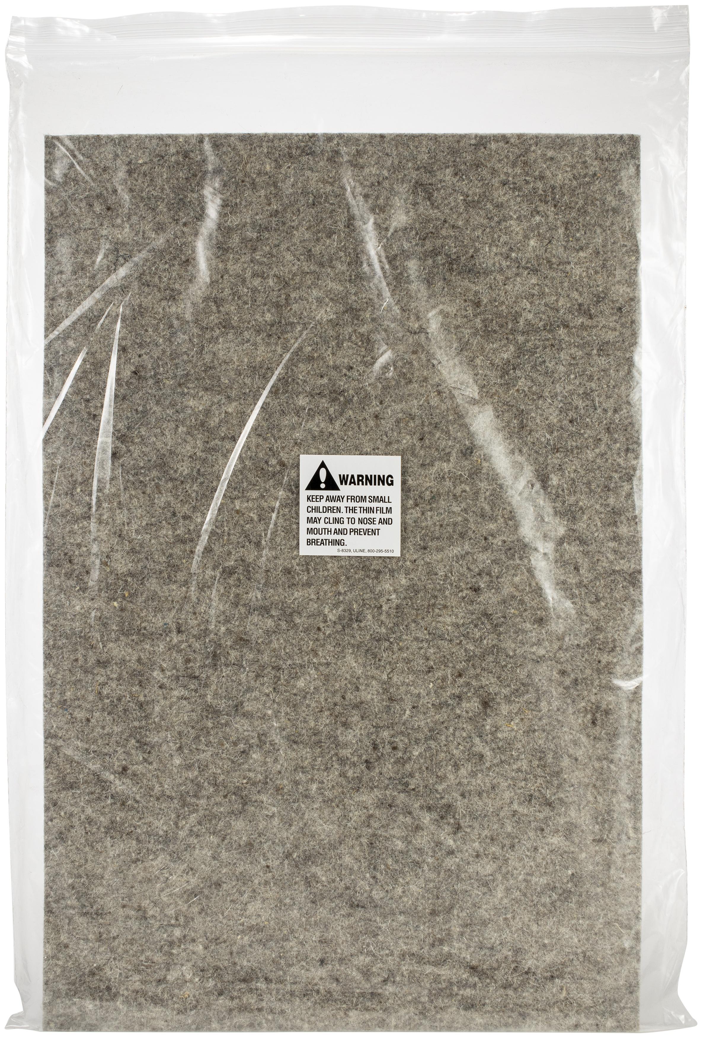 Mountain Mist Wool Pressing Mat 12X18X.5-Grey