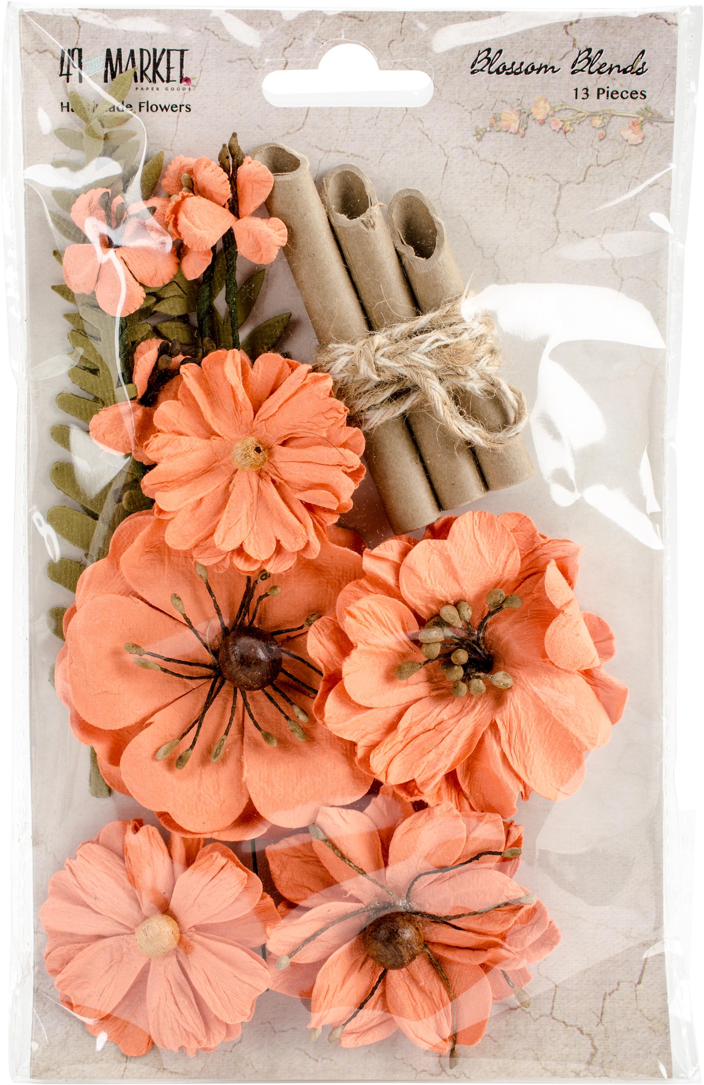 Blossom Bloom-Cantaloupe