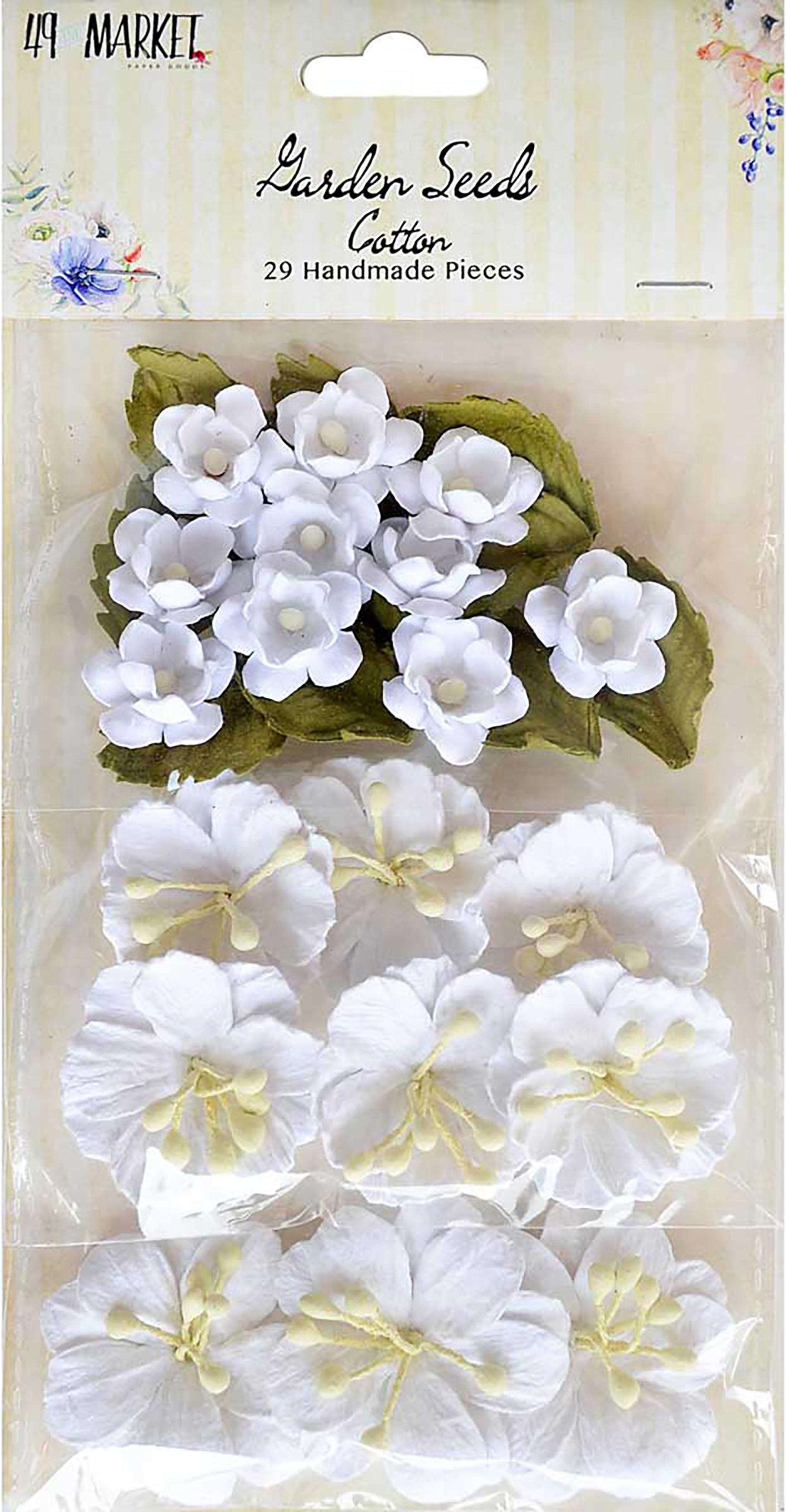 Garden Seeds - Cotton