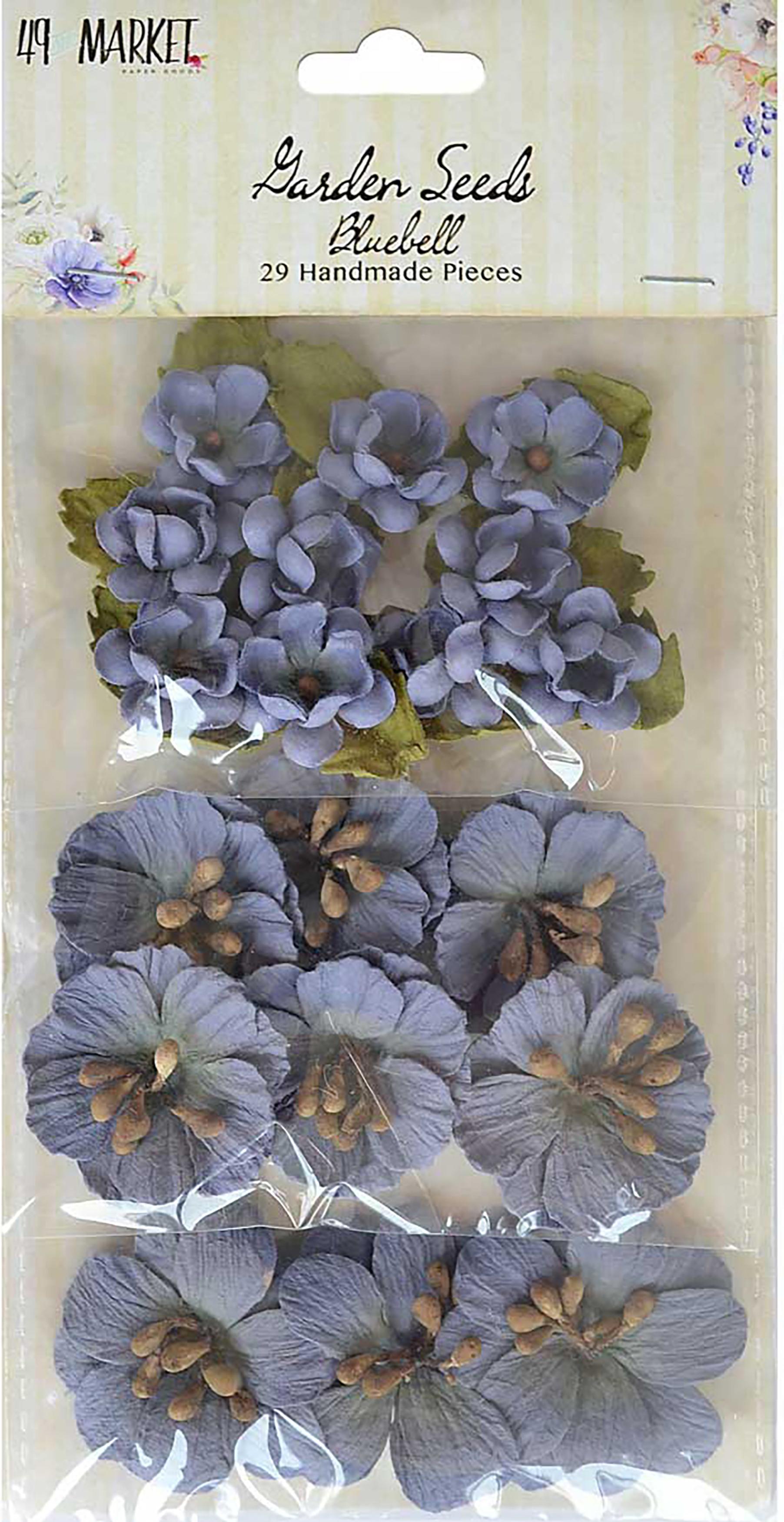 Garden Seeds - Bluebell