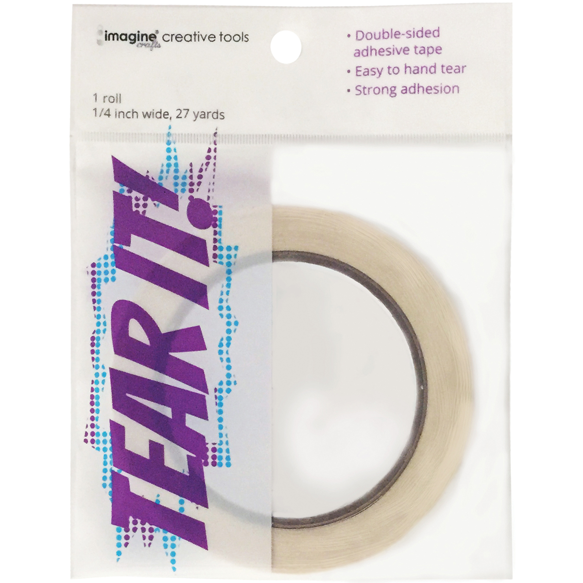 Imagine Crafts Tear it! Adhesive Tape