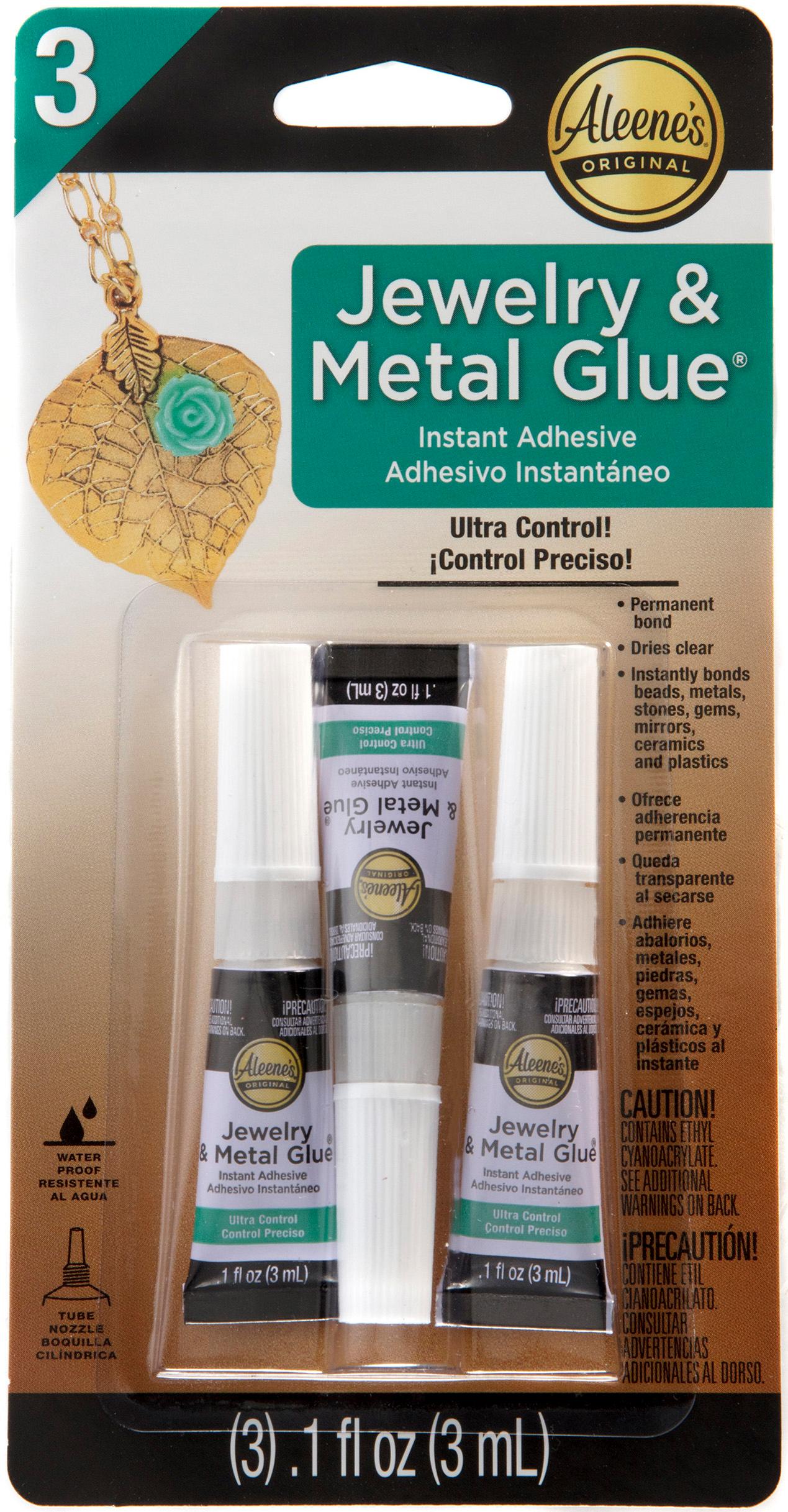 Aleene's Jewelry & Metal Glue .1oz