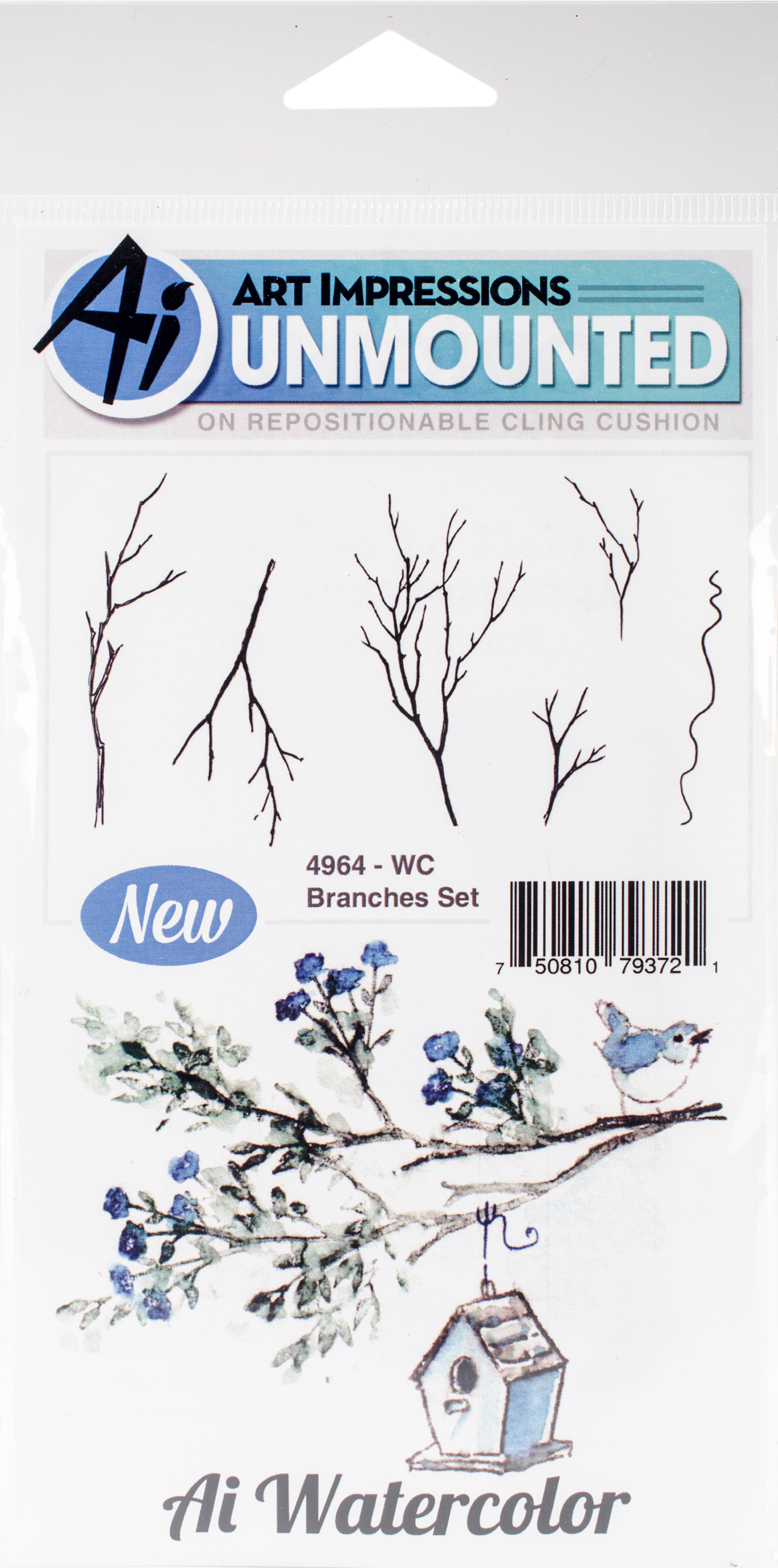 WC Branches Set