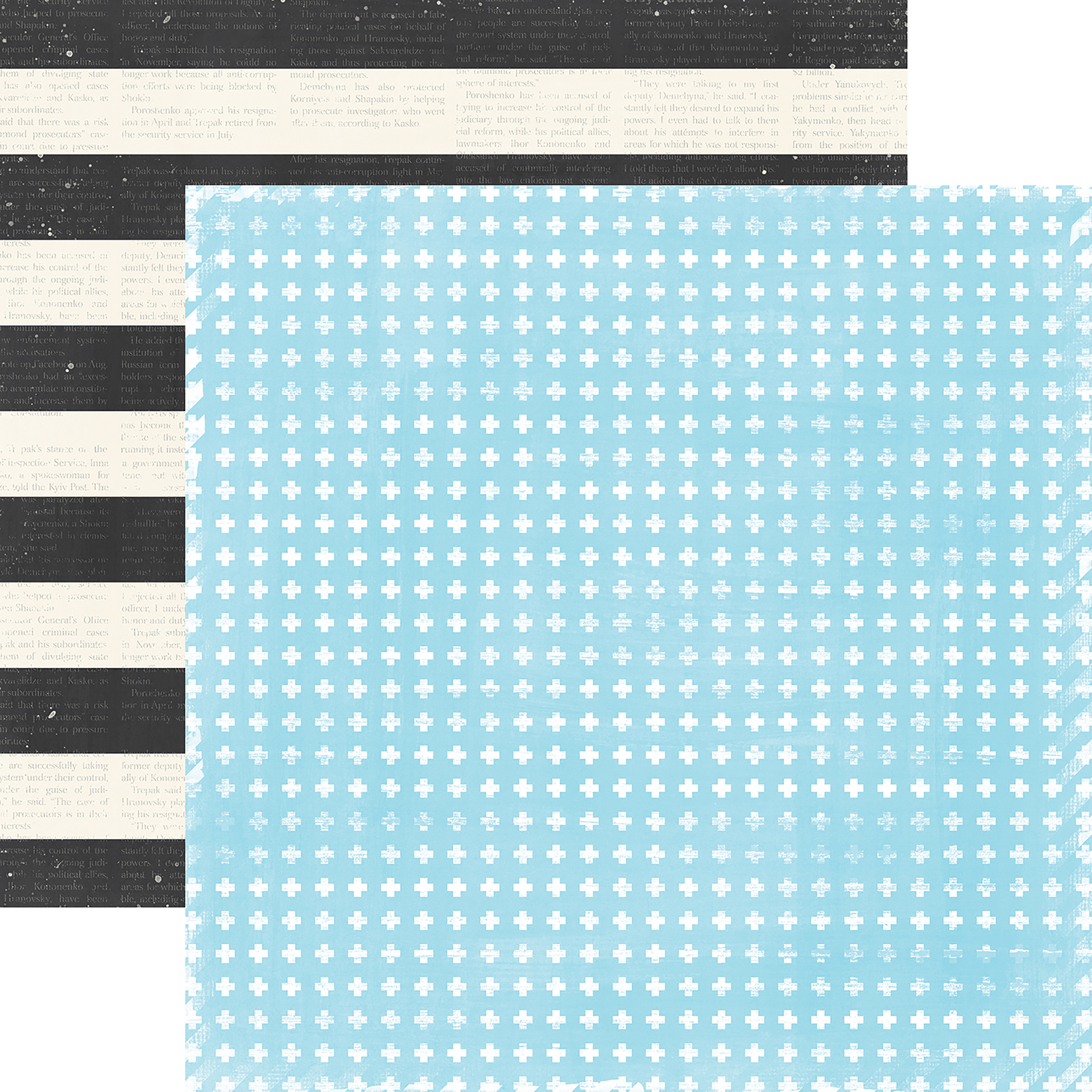 Lil' Dude Double-Sided Cardstock 12X12-Boy Oh Boy
