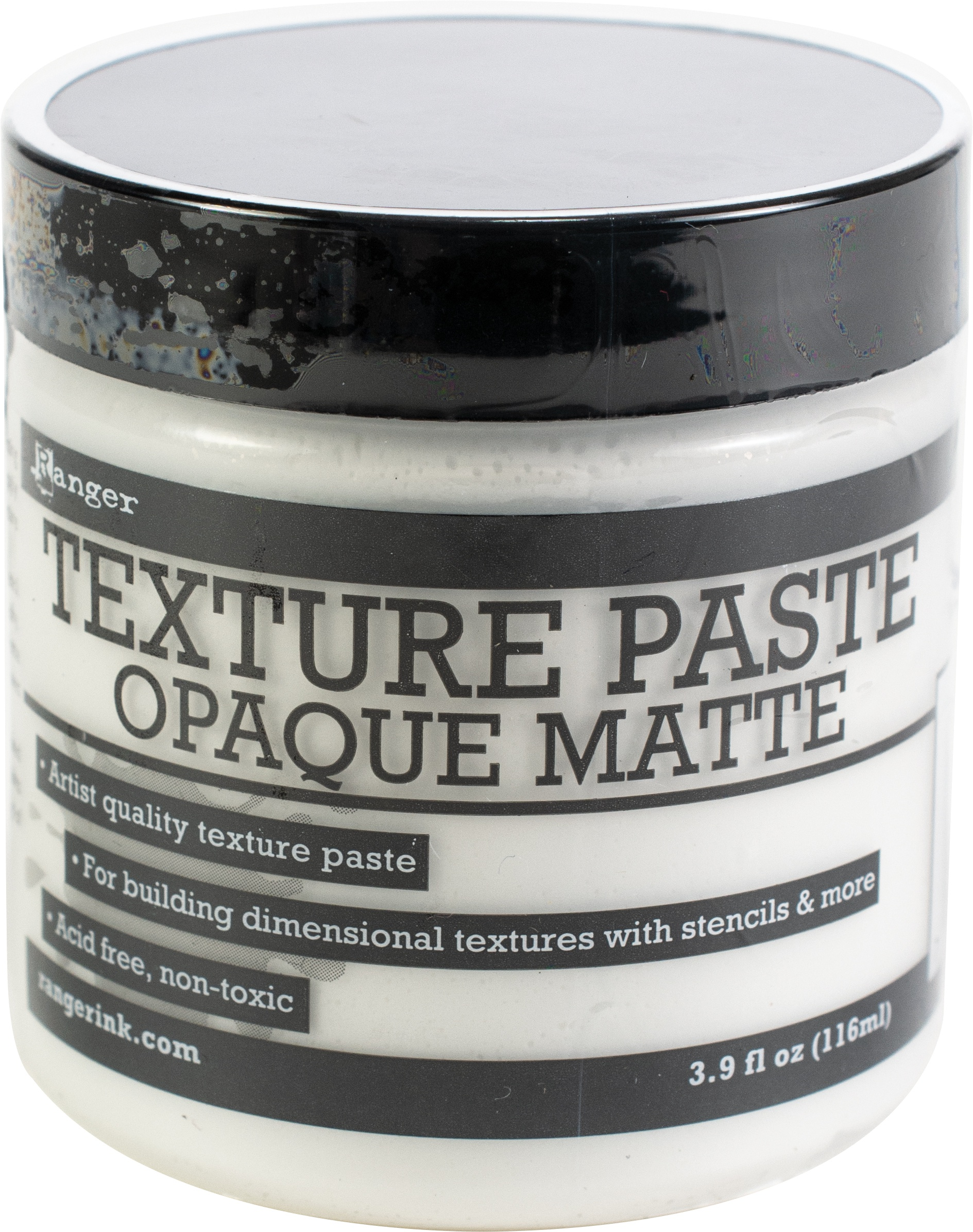 Ranger Texture Paste 4oz-Opaque