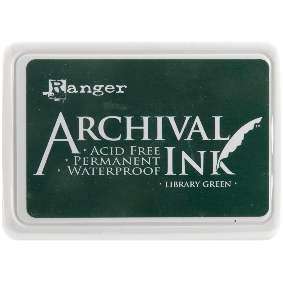 Archival Ink - Library Green
