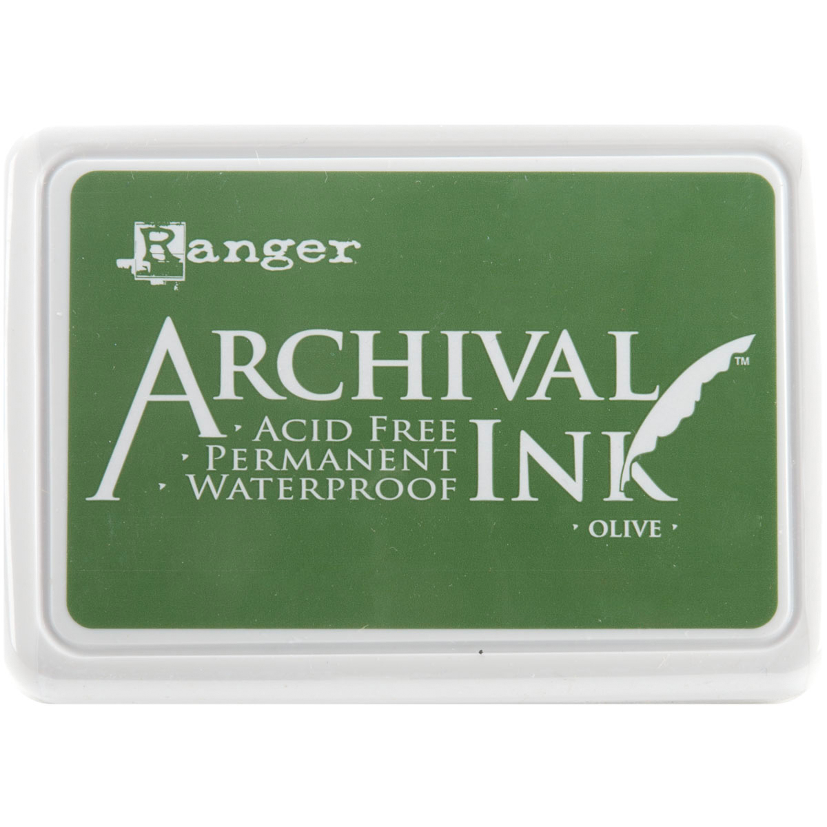 Archival Ink - Olive