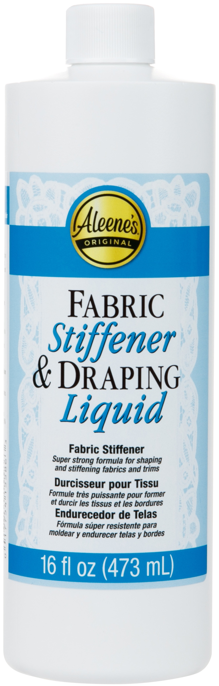Aleene's Fabric Stiffener & Draping Liquid-16oz