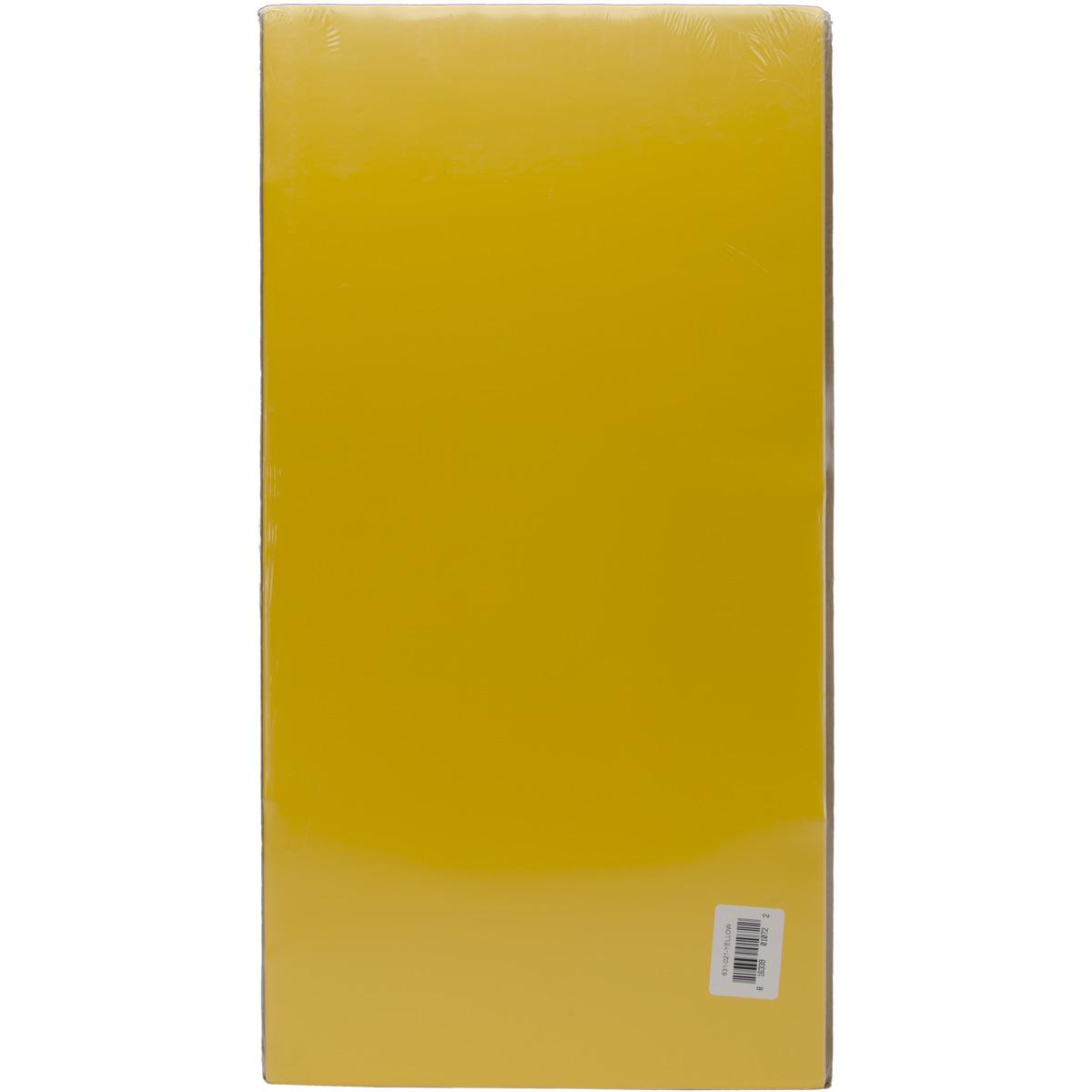 yellow vinyl 12x24