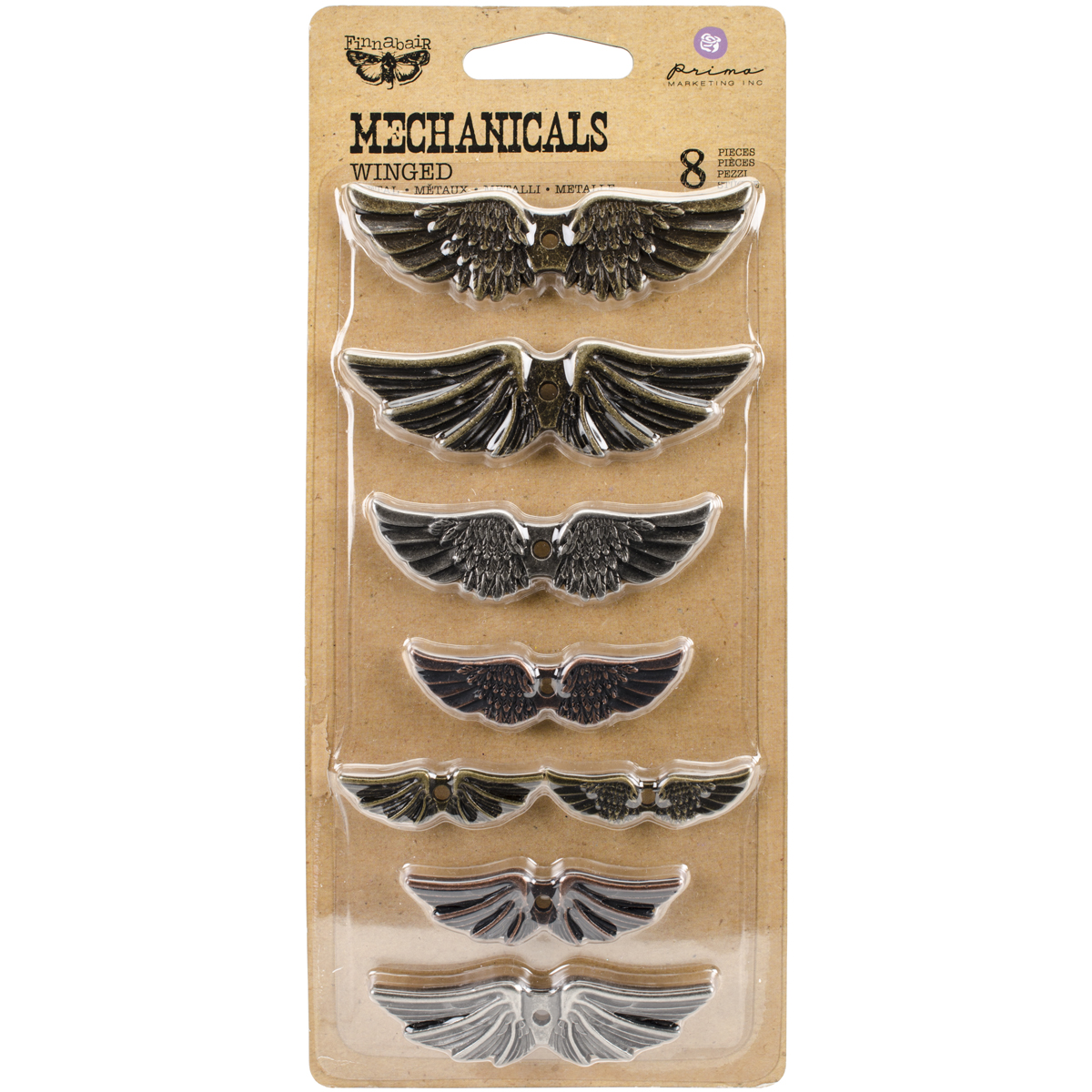 Mechanicals Winged