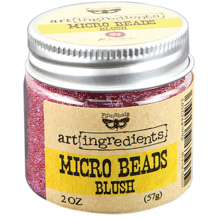 Micro Beads - Blush