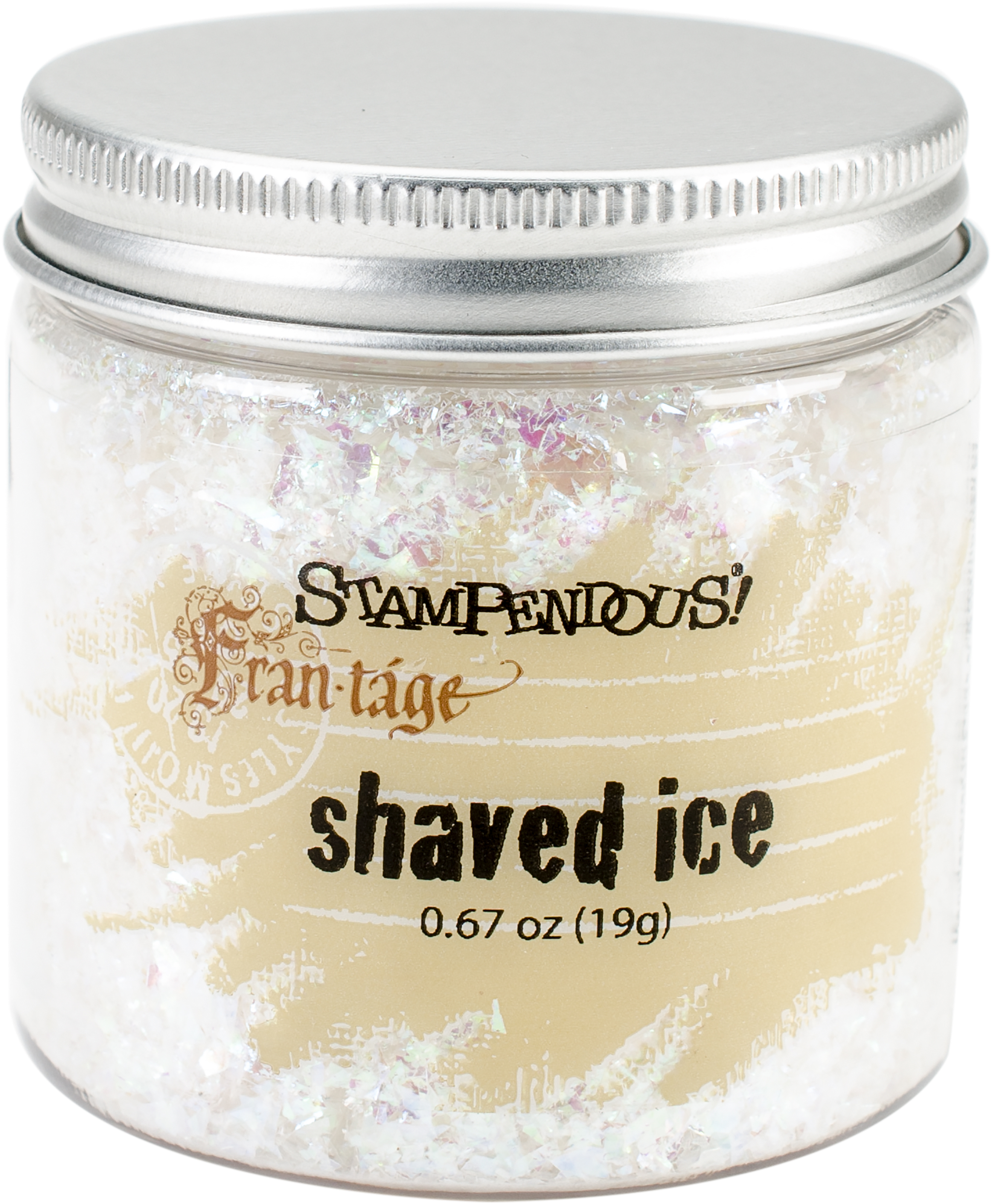 Stampendous Frantage Shaved Ice
