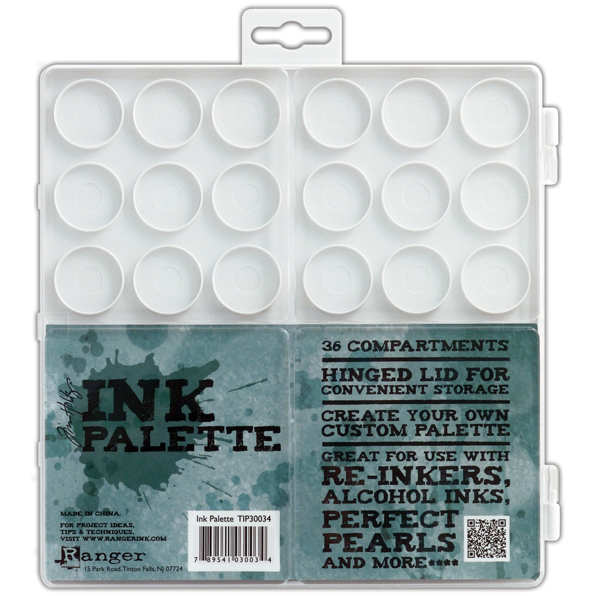 TH INK PALETTE