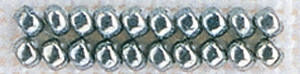 Mill Hill Antique Seed Beads Silver Moon 03007