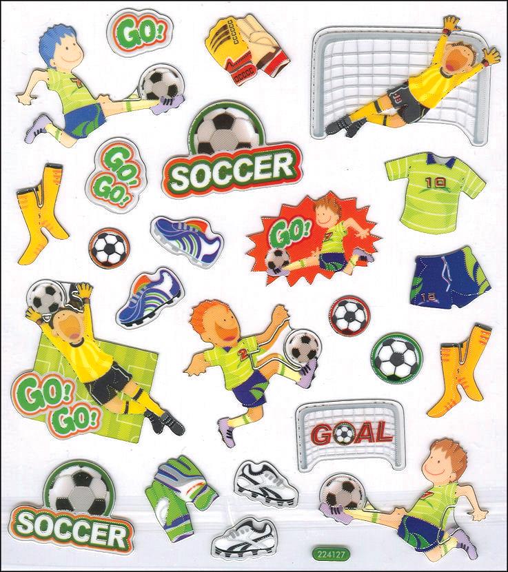 Stickerking Soccer