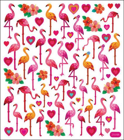 Flamingo Stick