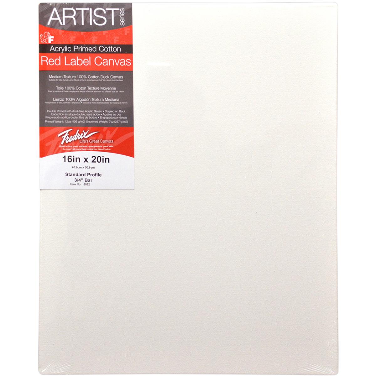 Tara Fredrix Stretched Canvas-16X20