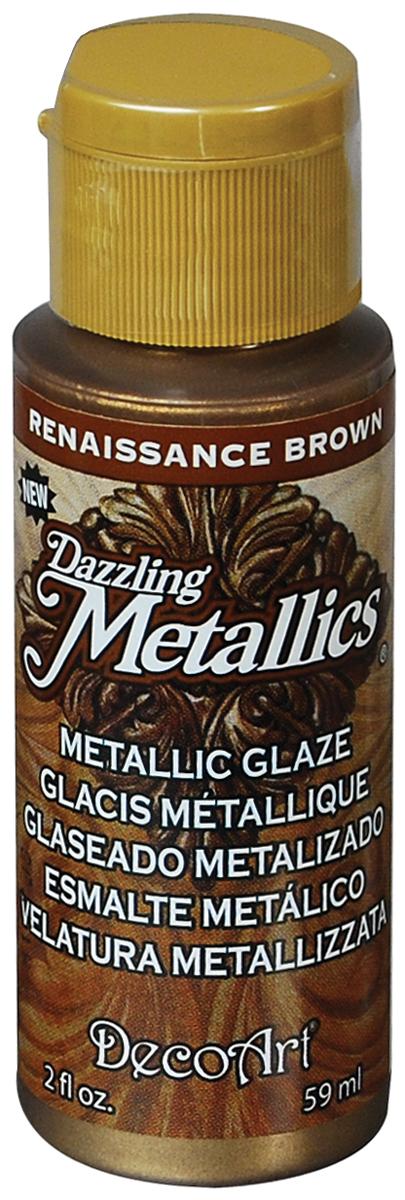 DecoArt Dazzling Metallic Glaze Acrylic Paint 2oz